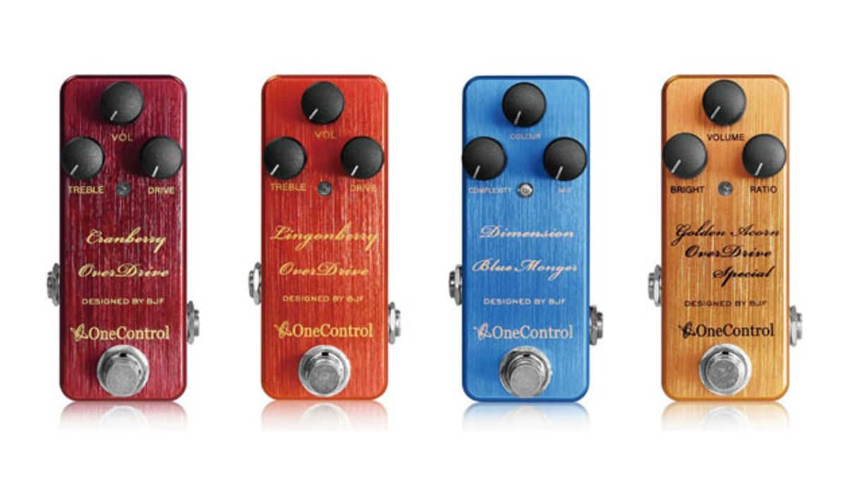 One Control Expands the BJF Series FX Line