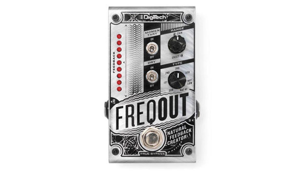 DigiTech Introduces the FreqOut
