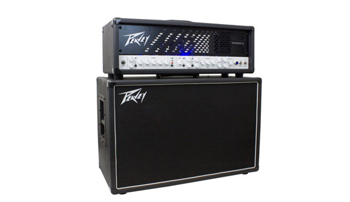 Peavey Unveils the Invective.120 Head and Invective.212 Cab