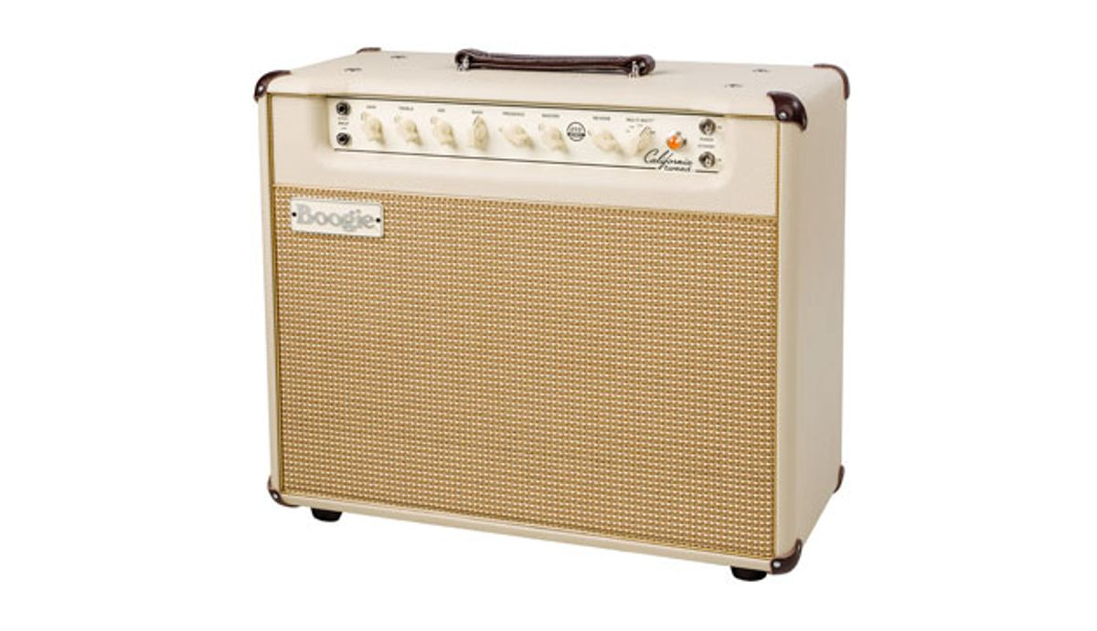 Mesa/Boogie Unveils the California Tweed Series 6V6 4:40