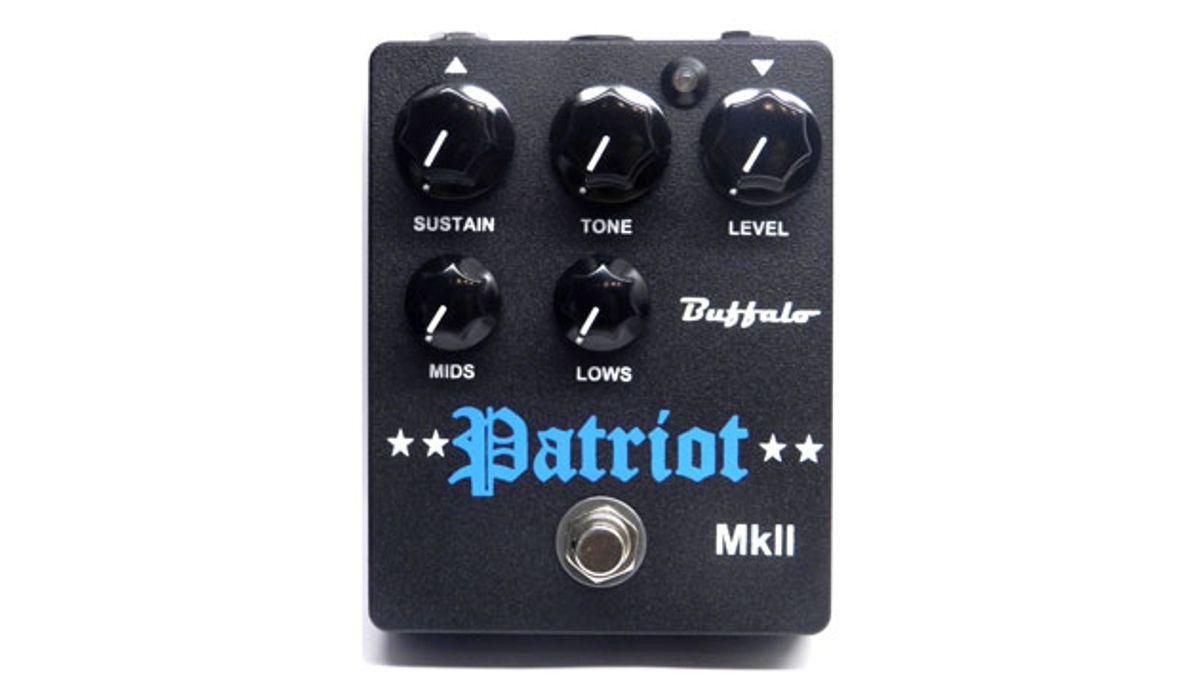 Buffalo FX Releases the Patriot MkII