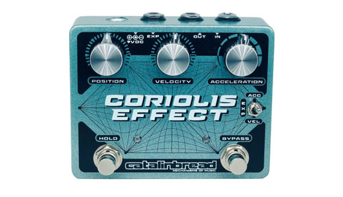 Catalinbread Effects Announces the Coriolis Effect