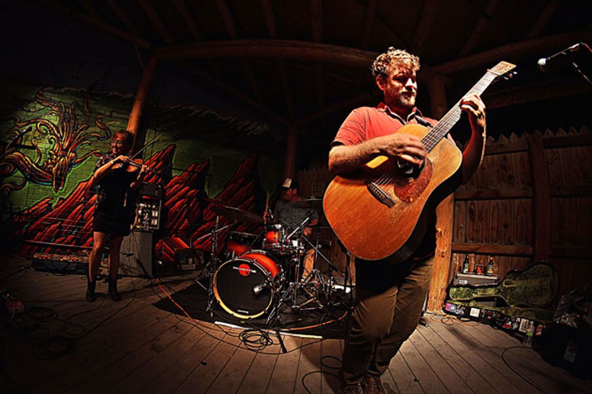 "Jon Stickley Trio: ""Darth Radar"" Song Premiere"