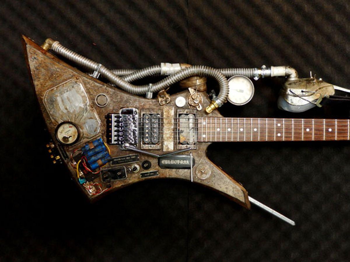Reader Guitar of the Month: Jackson Explorer