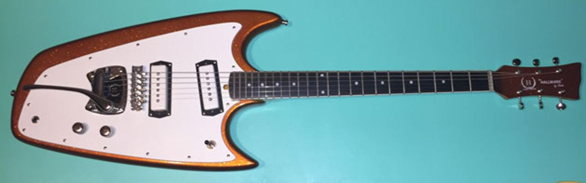 Reader Guitar of the Month: Hallmark Swept-Wing