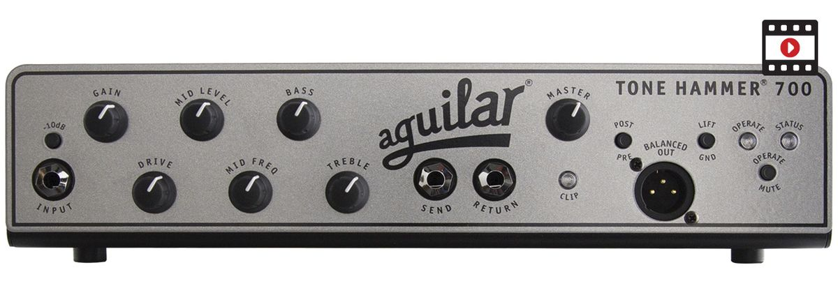 Aguilar Tone Hammer 700 Review