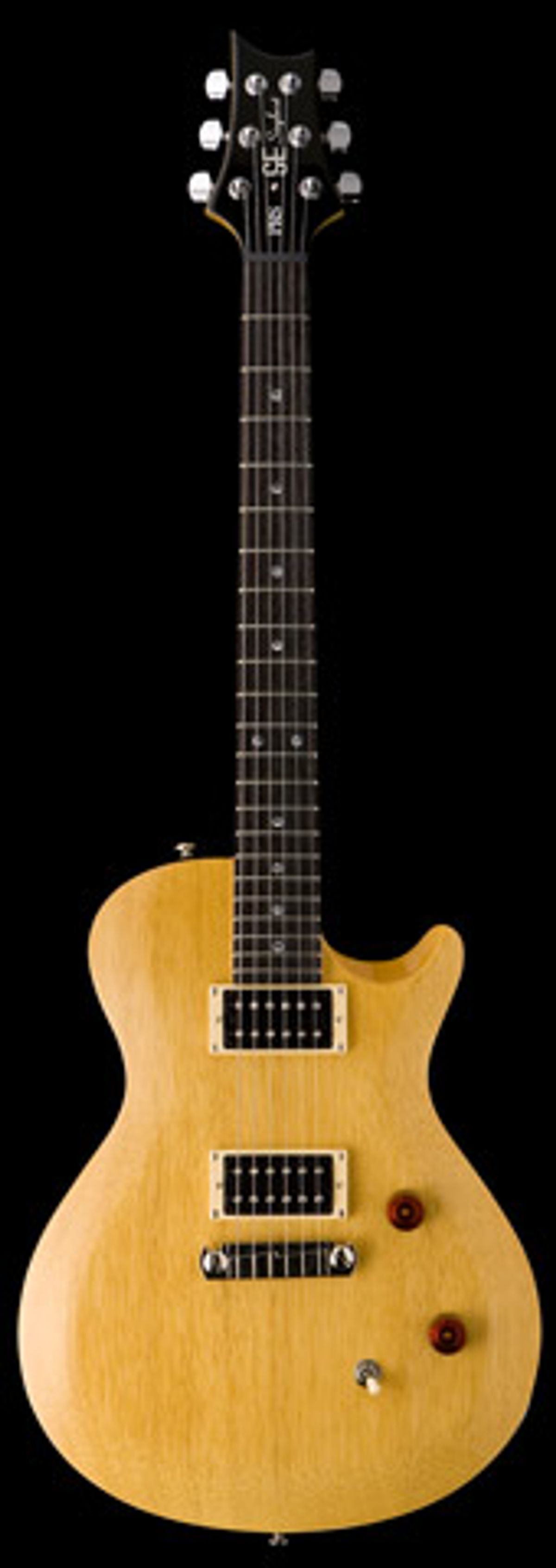 PRS Guitar Debuts SE Singlecut Korina