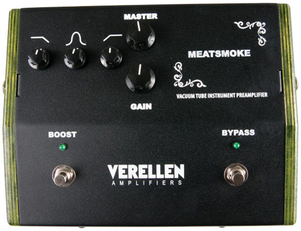 Verellen Meatsmoke Preamp Review