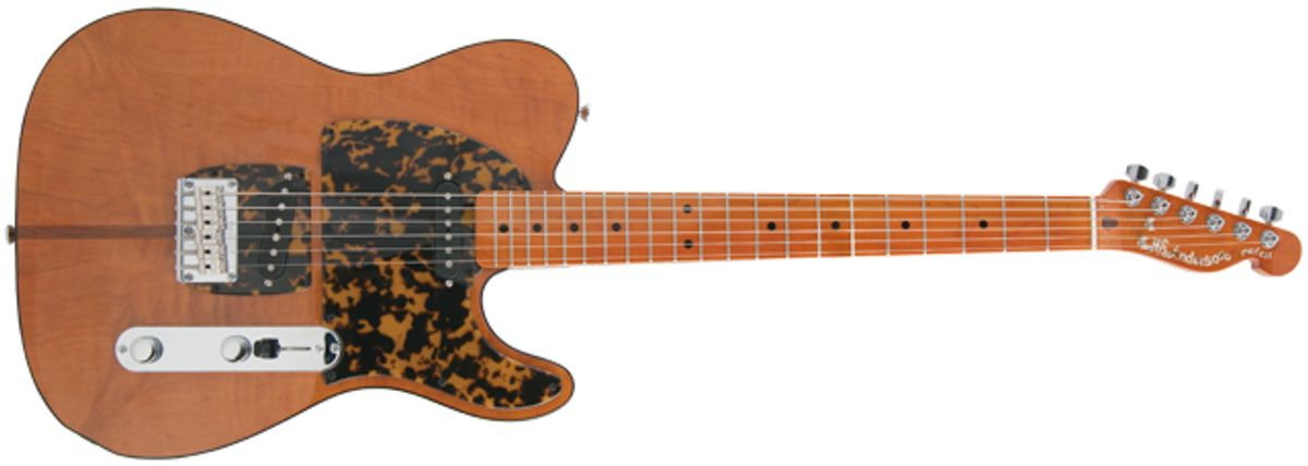 H.S. Anderson Mad Cat Electric Guitar Review