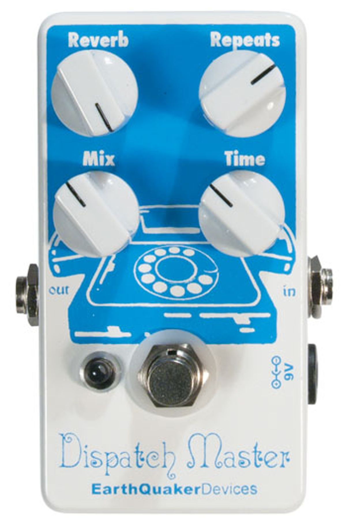 Earthquaker Devices Dispatch Master Pedal Review