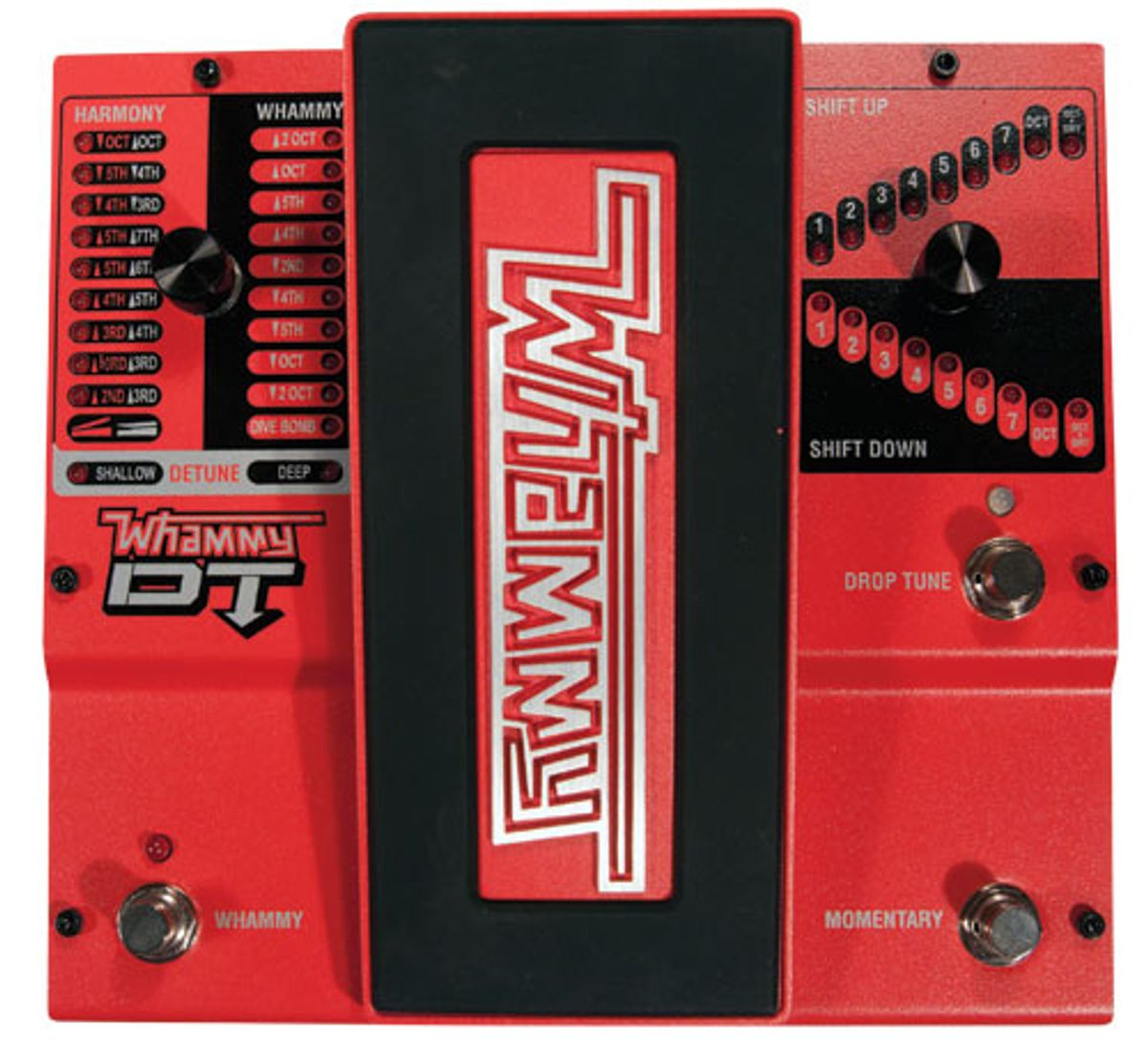 DigiTech Whammy DT Pedal Review