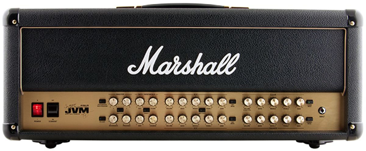 Marshall JVM410HJS Amp Review