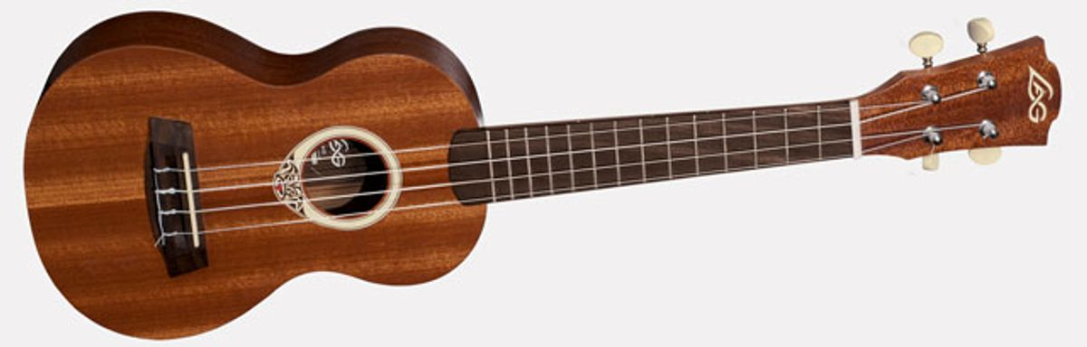 Lâg Introduces the new 44 Series and 77 Series Ukuleles