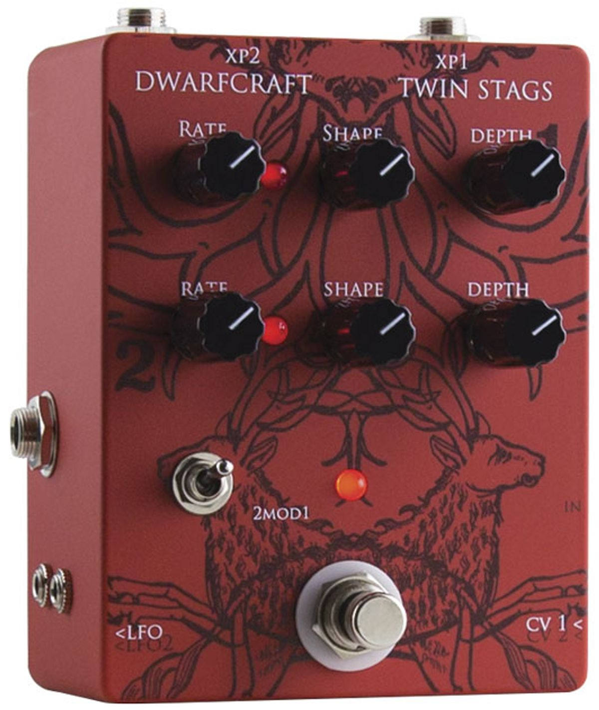 Dwarfcraft Devices Twin Stags Tremolo Review