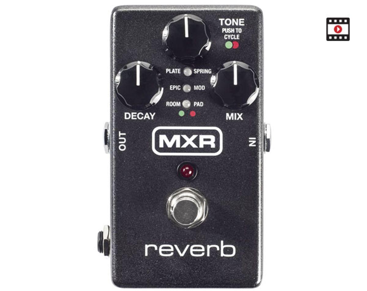 MXR Reverb Review