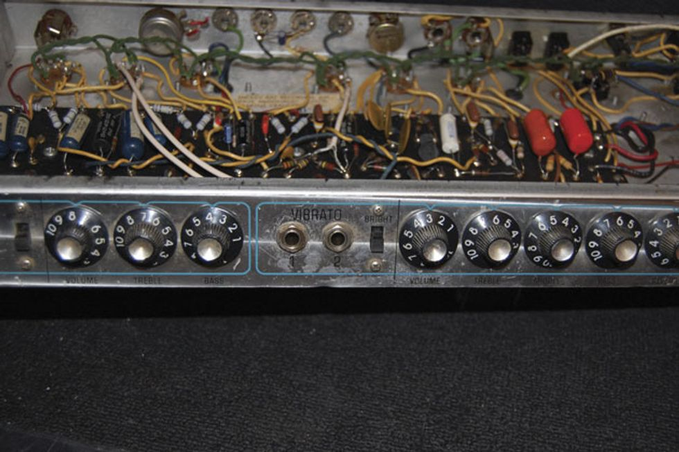 Ask Amp Man: Upping the Gain on a Super Reverb