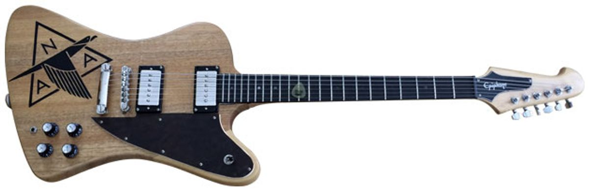 Reader Guitar of the Month: The Grassfire Phoenix