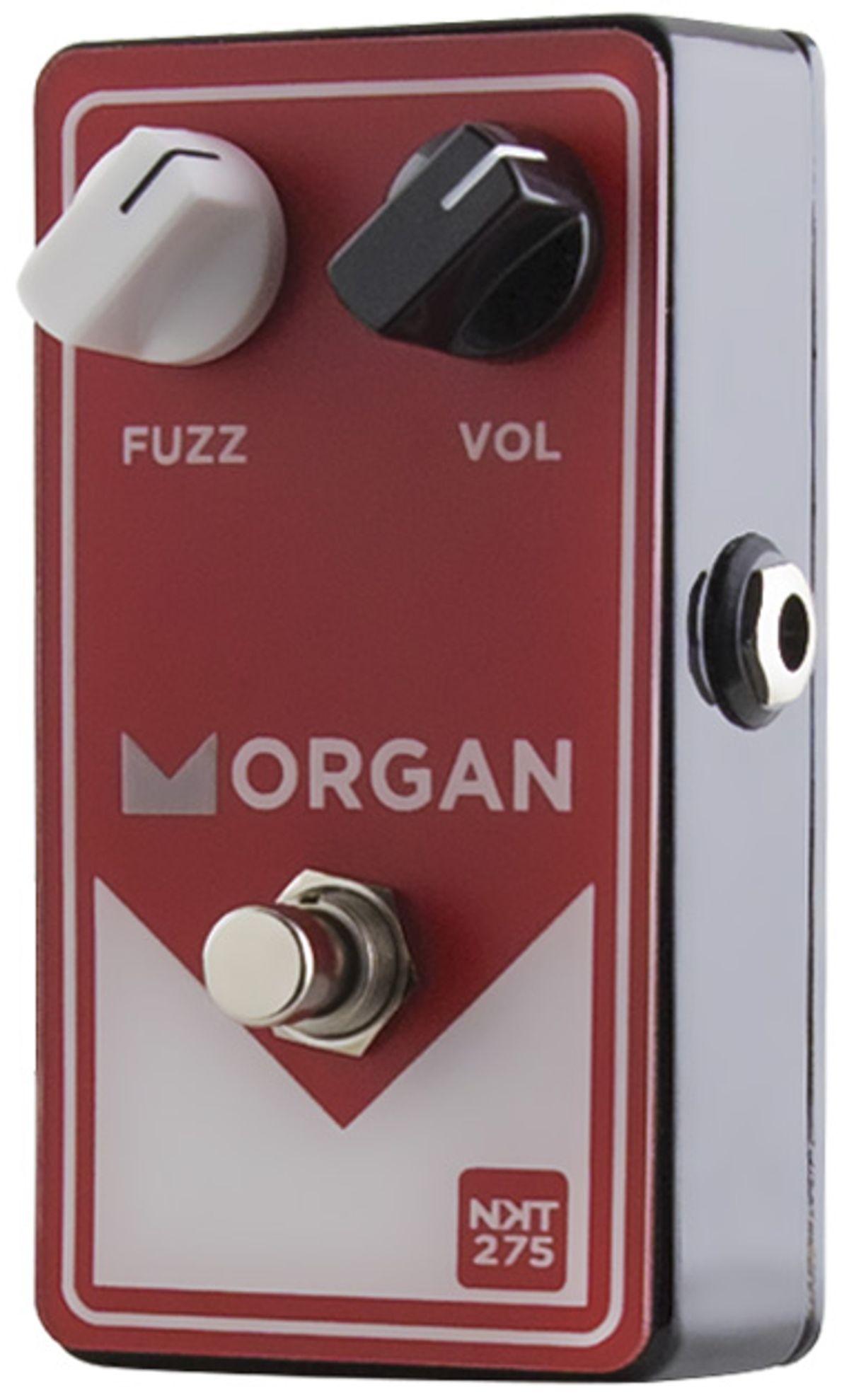 Morgan Pedals NKT275 Fuzz Review