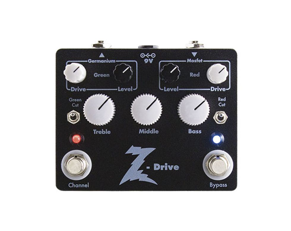 Dr. Z Z-Drive Review