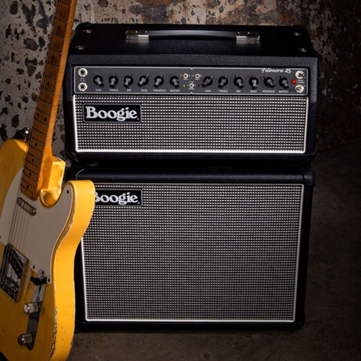 Mesa/Boogie Introduces the Fillmore 25