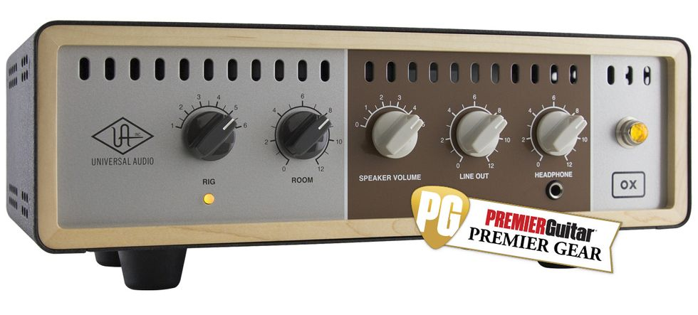 Universal Audio Ox Review | Premier Guitar