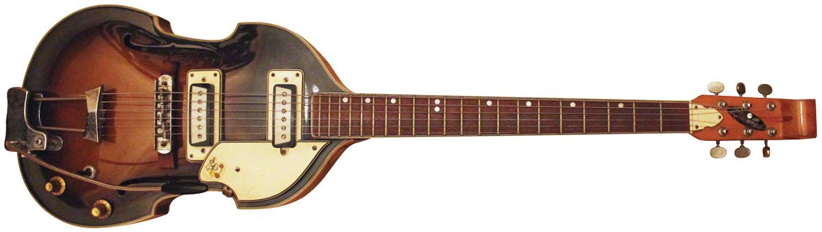 Wizard of Odd: The Incredible Tale of a Mid-'60s Aria Diamond 1402T