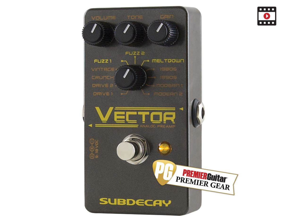 Subdecay Vector Review