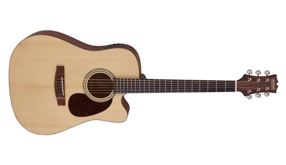 Mitchell Introduces Terra Acoustic Series