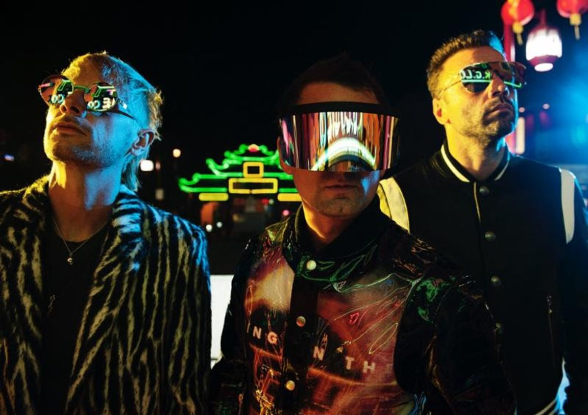 Muse Announces 'Simulation Theory' World Tour Starting in February 2019