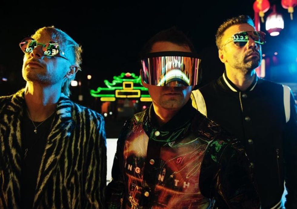 Muse Announces 'Simulation Theory' World Tour Starting in
