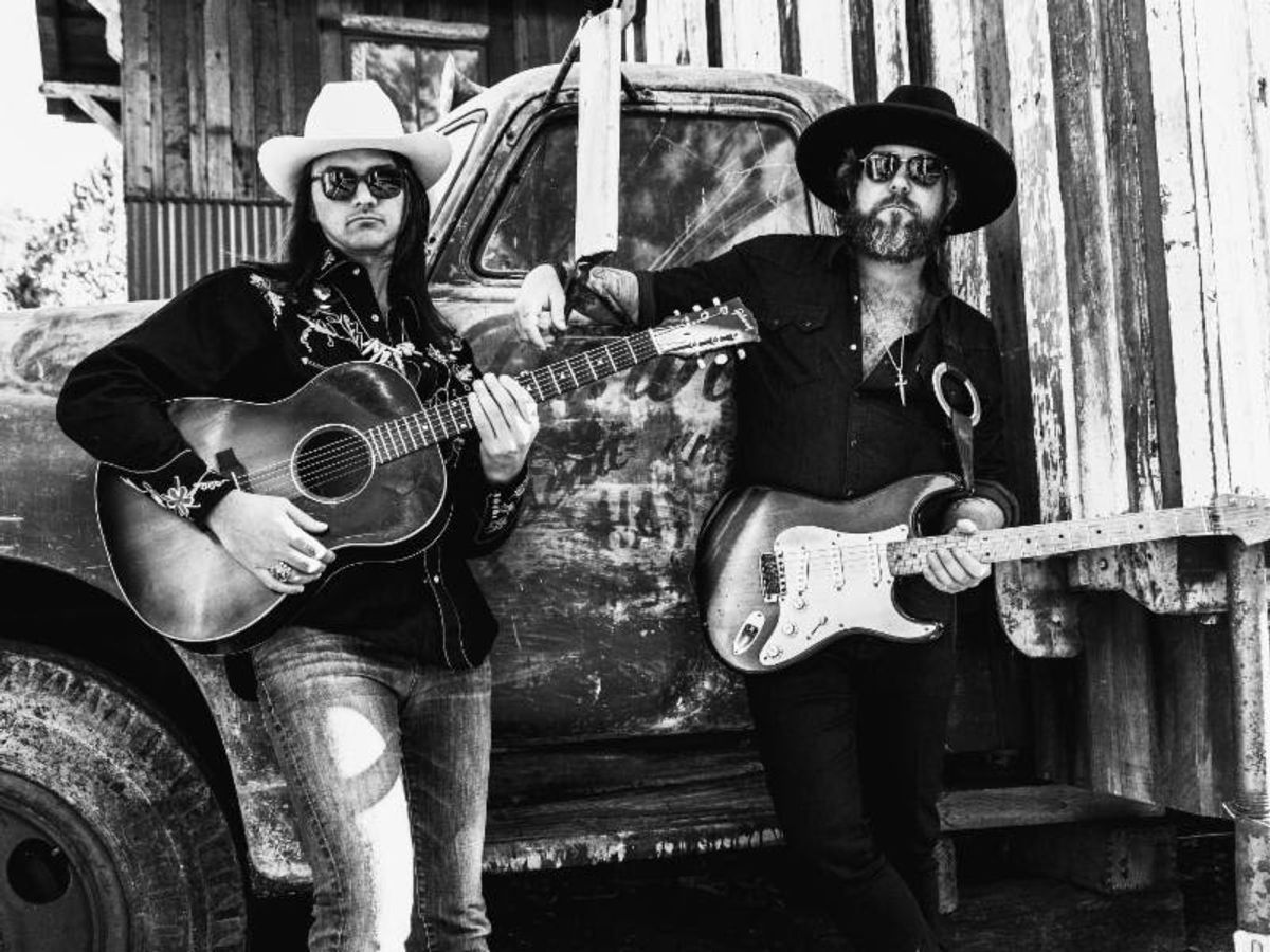 Devon Allman and Duane Betts Announce New Album and Tour as The Allman Betts Band