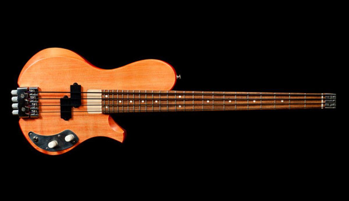 Island Instruments Unveils the Traveller Bass