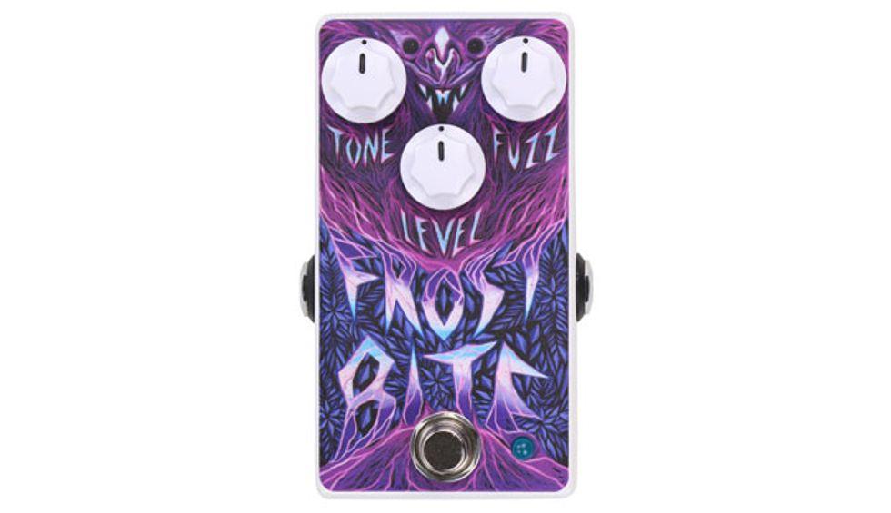 Coffin Frost Bite Fuzz pedal