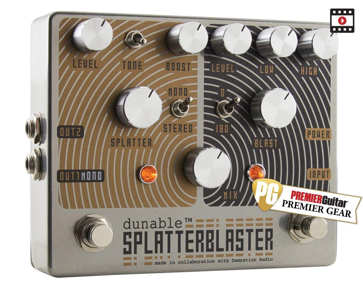 Dunable SplatterBlaster Review