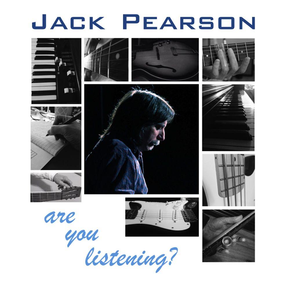 Jack Pearson: Double Whammy  Premier Guitar