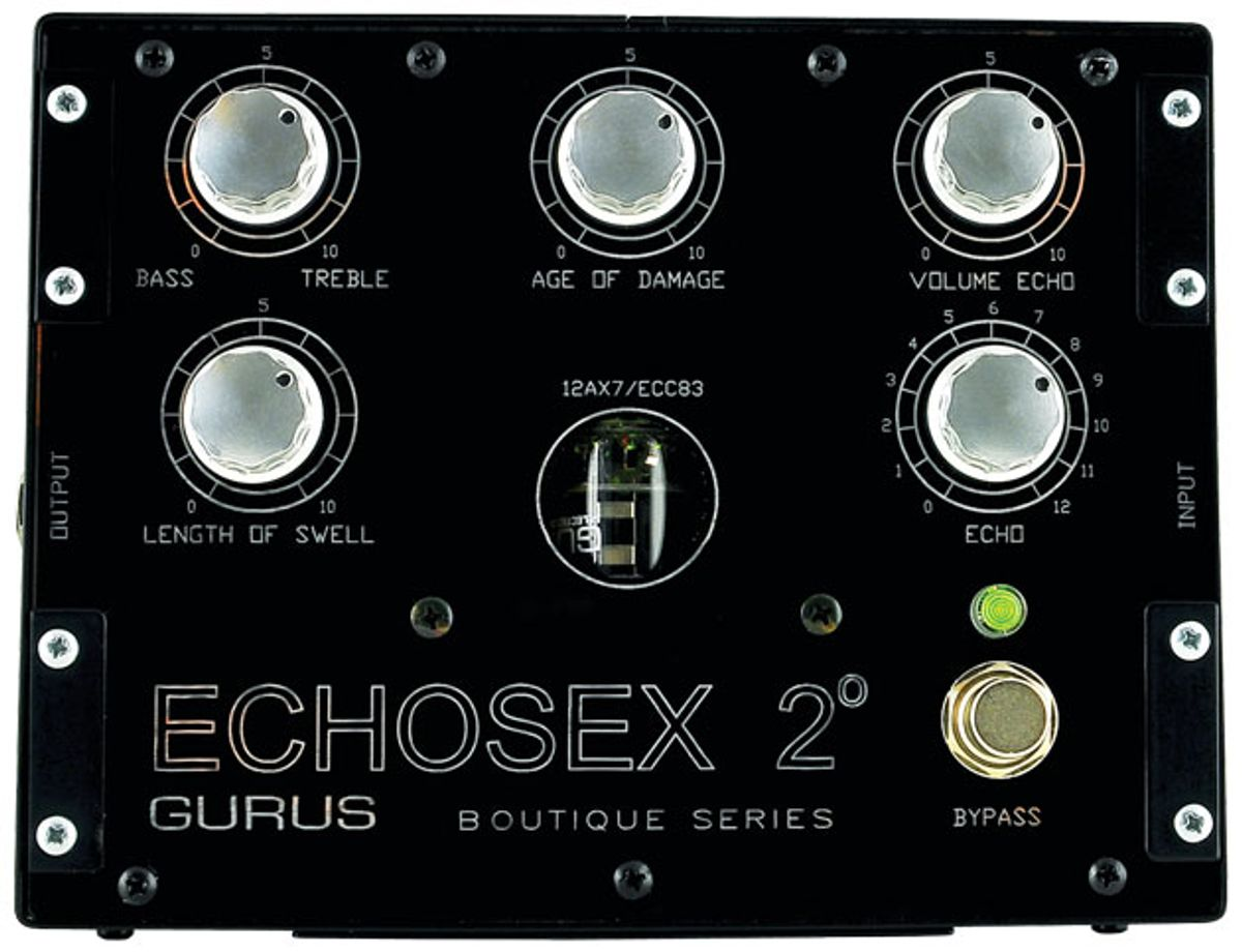 Gurus Echosex 2 Review
