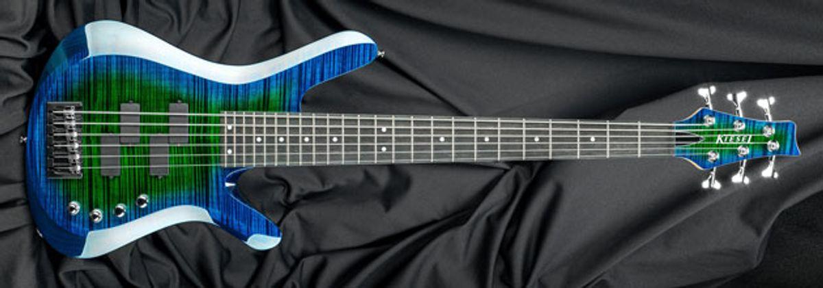 Carvin Unveils the Kiesel Roy Vogt Signature Bass