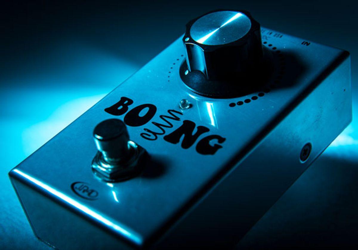 J. Rockett Audio Designs Releases the Boing Spring Reverb