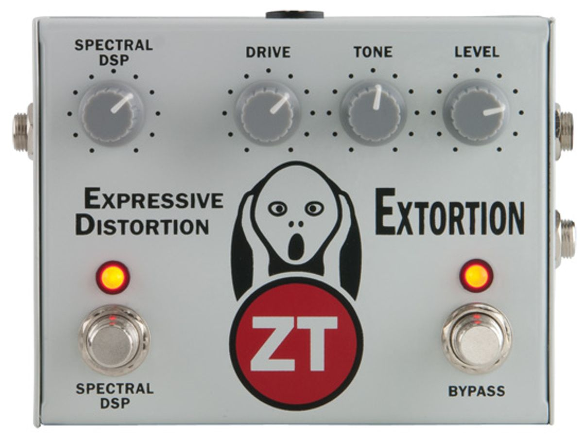 ZT Extortion Expressive Distortion Pedal Review