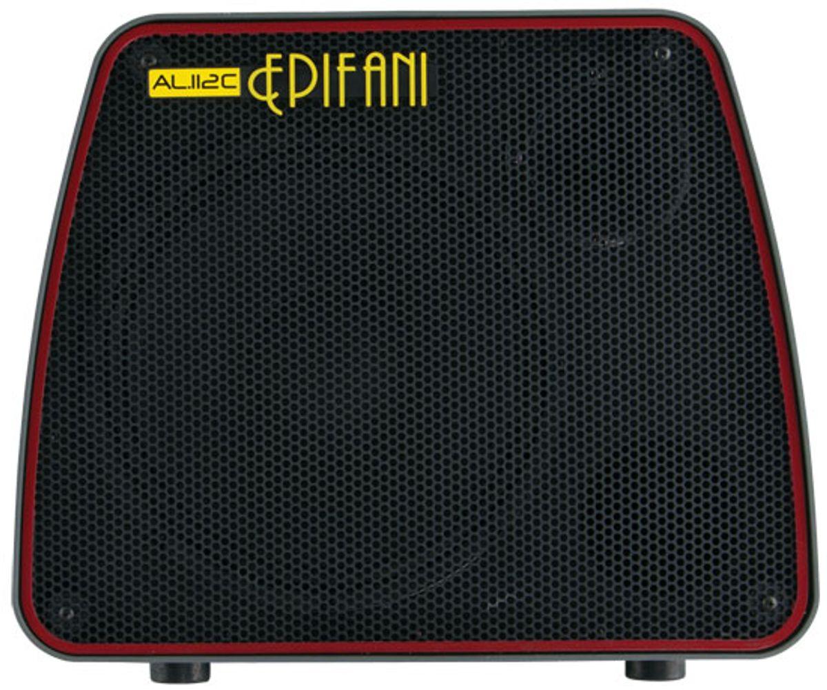 Epifani AL 112 Combo Amp Review
