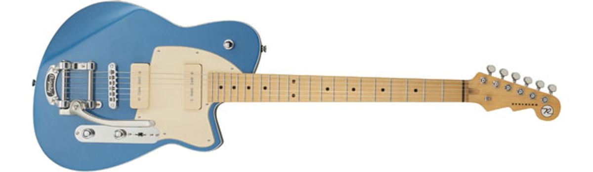 Reverend Guitars Unveils the Charger 290 LE