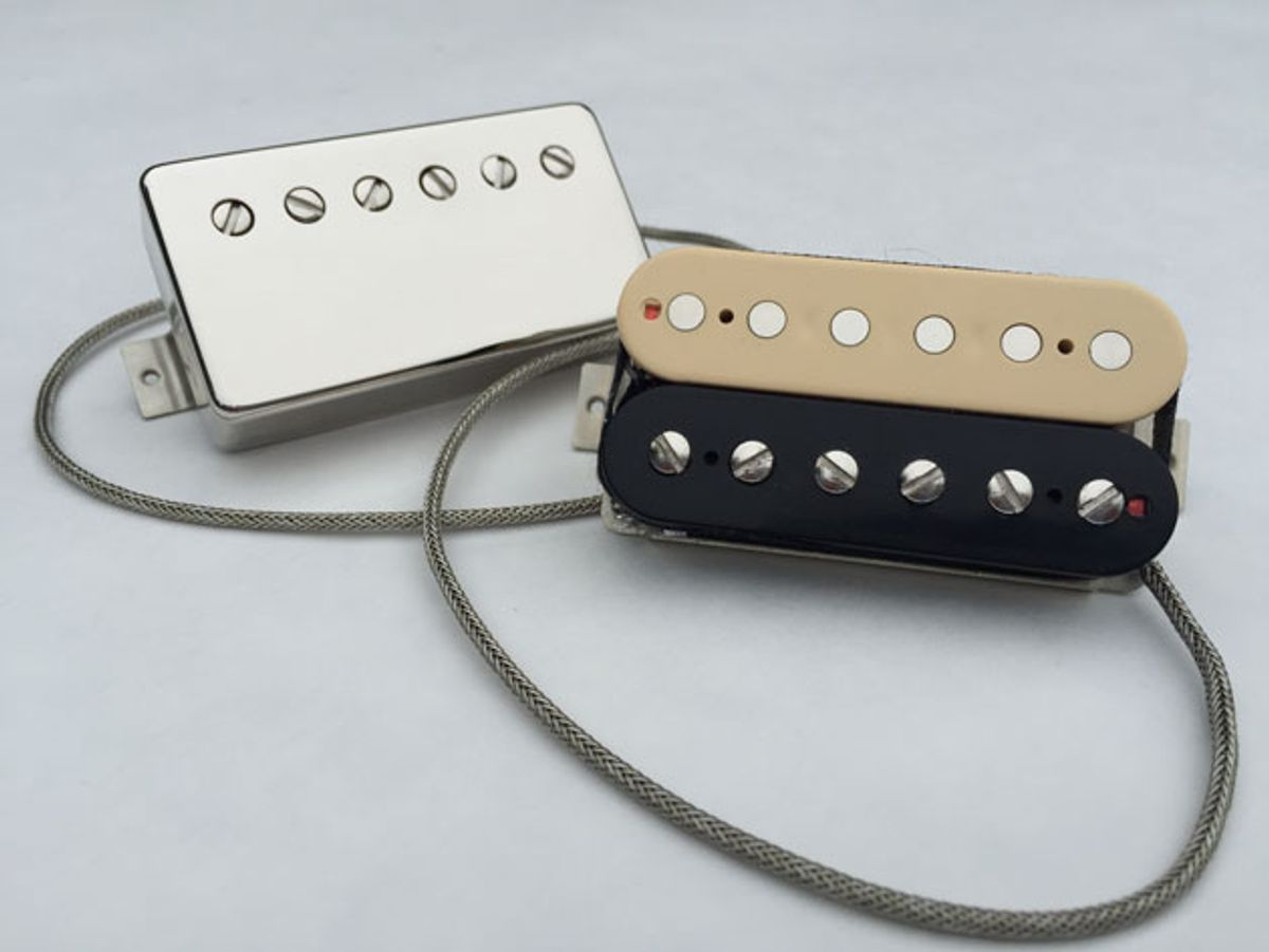 Guerrilla Warfare Pickups Announces the Revolution Humbucker
