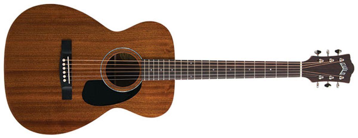 Guild M-120 Acoustic Guitar Review