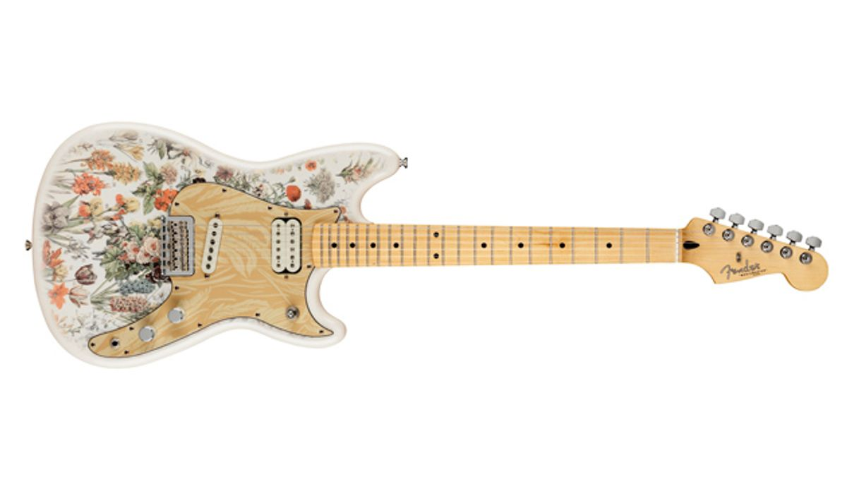 Fender Announces Guitar Collaboration with the Shawn Mendes Foundation
