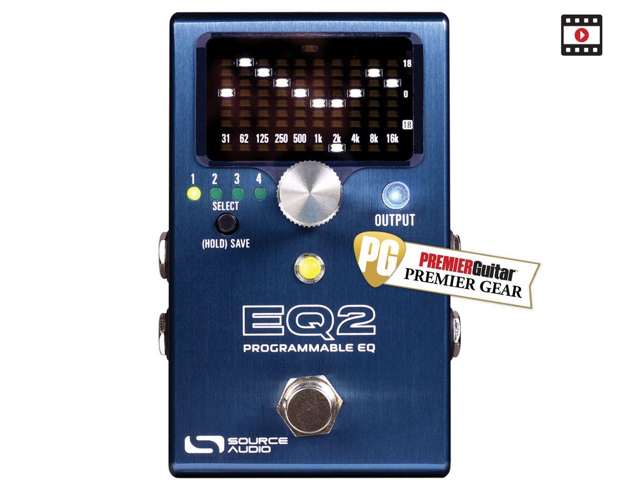 Source Audio EQ2: The Premier Guitar Review