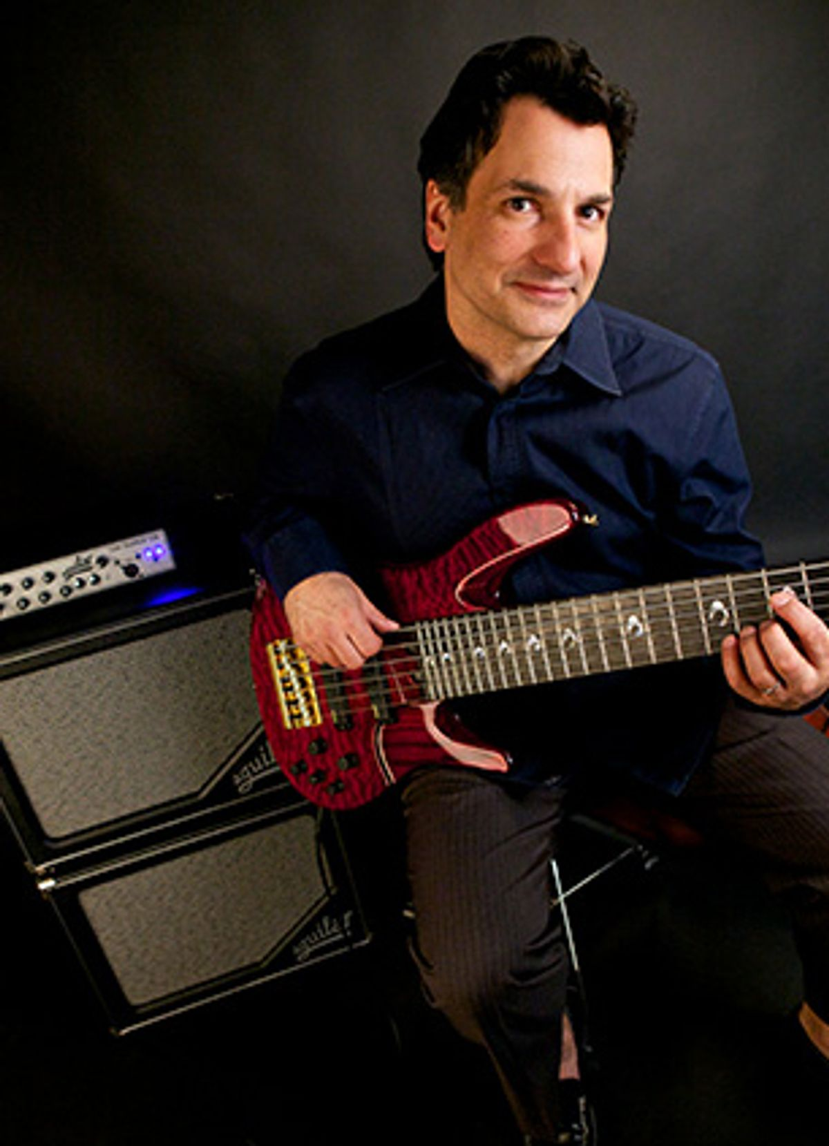 Aguilar Amplification Announces Masterclass with John Patitucci