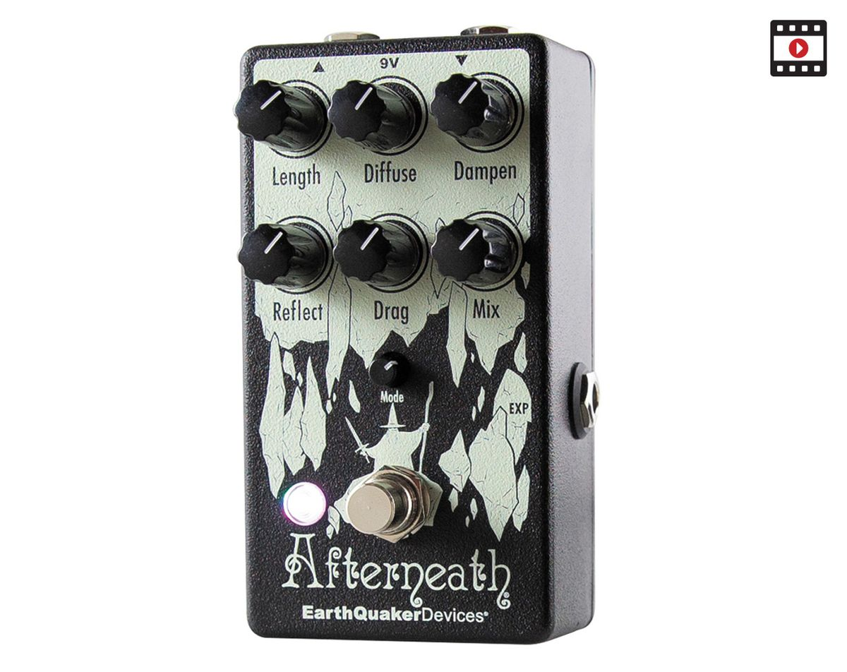 EarthQuaker Devices Afterneath V3: The Premier Guitar Review