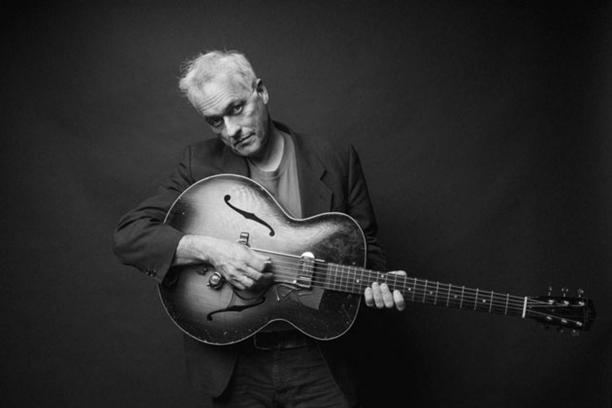 Marc Ribot's Inside-Out Licks