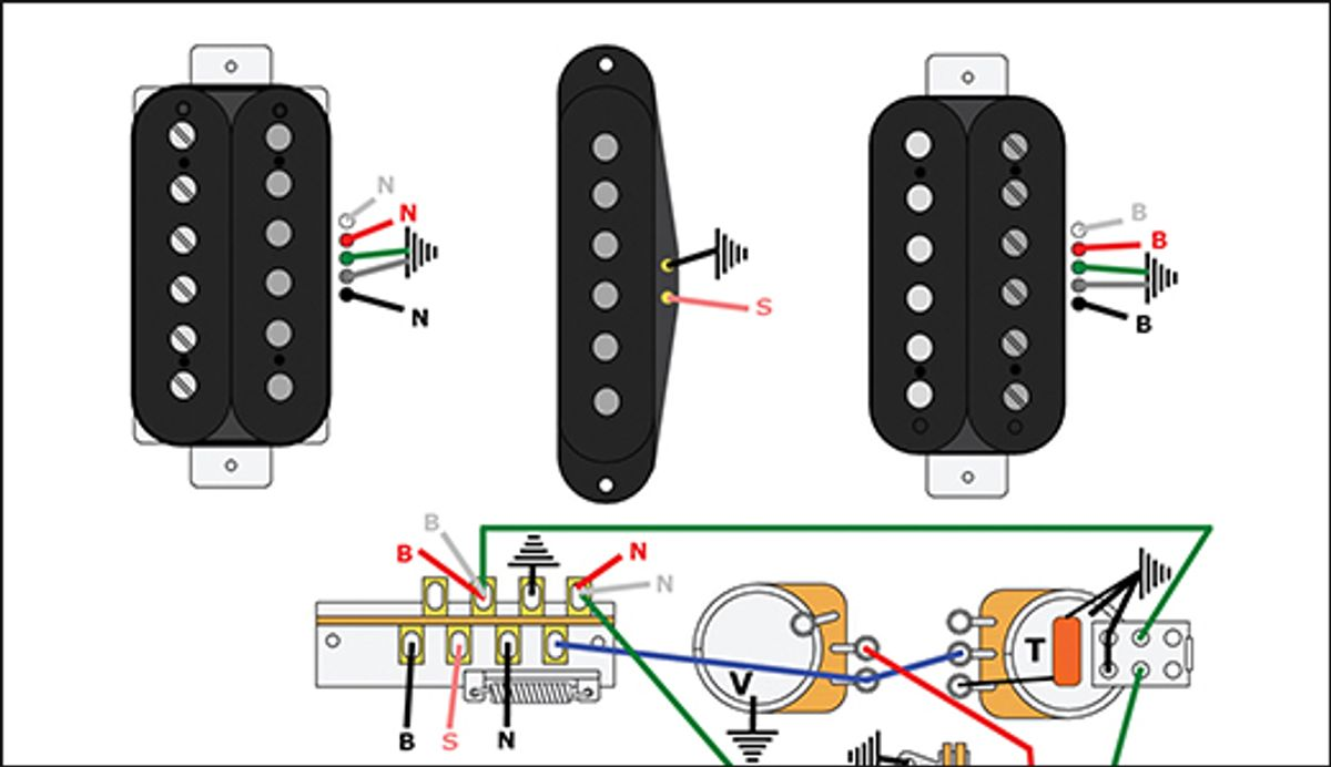 How to Get the Most out of Hum-Sing-Hum Wiring