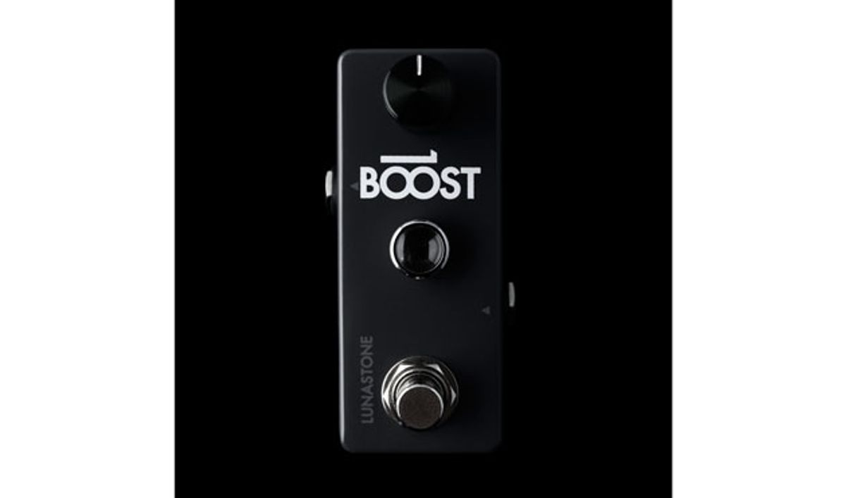 Lunastone Unveils the Boost 18